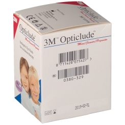 3M Opticlude Pans Oculaire Junior