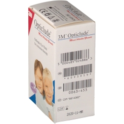 3M Opticlude Pans Oculaire Senior