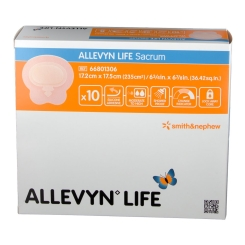 Allevyn Life Sacrum 17,2 x 17,5 cm