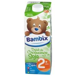Bambix Drink de Croissance Soja 2+ ans