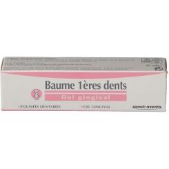 Baume Premières Dents
