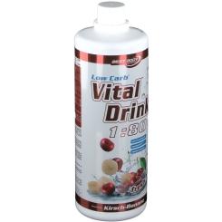 Best Body Nutrition Low Carb Vital Drink cerise-banane