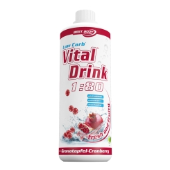 Best Body Nutrition Low Carb Vital Drink grenade-cranberry