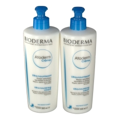 Bioderma Atoderm crème nourrissante peaux sensibles