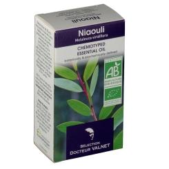 Dr Valnet huile essentielle bio niaouli