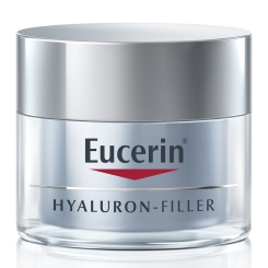 eucerin hyalluron filler soin comblement des rides nuit shop. Black Bedroom Furniture Sets. Home Design Ideas