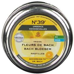 Fleurs De Bach Pastilles N 39 Urgence Shop Pharmacie Fr