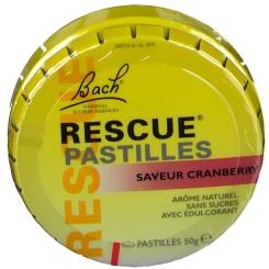 Fleurs De Bach Rescue Pastilles Cranberry Shop Pharmacie Fr