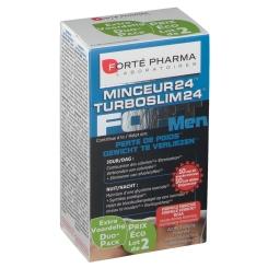 Forté Pharma Turboslim 24 Fort Men Duopack