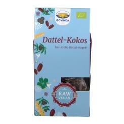 Govinda Boules Dattes-noix de coco