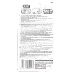 Gum Proxabrush Trav-ler brossette interdentaire 1.1 mm