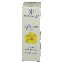 Healing Herbs 5 Flower® Spray d'urgence