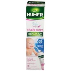 Humer Hygiène du nez 100% eau de mer – Nourrisson / Enfant