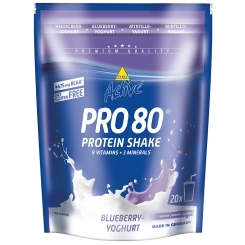 Inkospor Active Pro 80® Myrtille-yaourt poudre