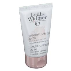 Louis Widmer Baume Mains SPF10 (Sans Parfum)