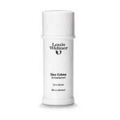 Louis Widmer Deo Crème Antiperspirant (sans parfum)