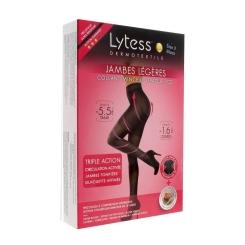 pas de taxe de vente mode designer vraiment pas cher Lytess Collant Minceur Jambes Légères T3 Noir - shop-pharmacie.fr