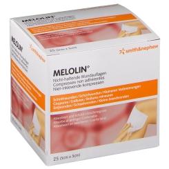 Melolin Stérile Compresse 5 x 5 cm