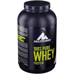 Multipower 100% Whey protein crème à la fraise