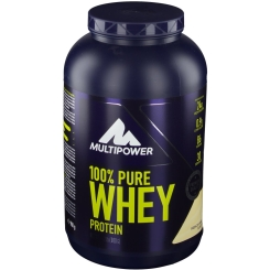Multipower 100% Whey protein fresh vanilla