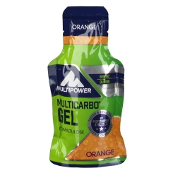 Multipower Multicarbo gel orange