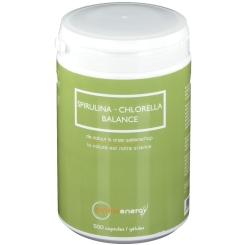 Natural Energy Spirulina - Chlorella Balance