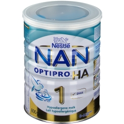Nestlé NAN OPTIPRO HA 1 - shop-pharmacie fr