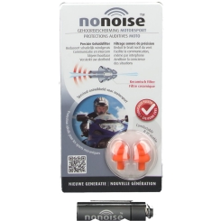 NoNoise Moto Protection Auditive
