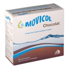 Norgine Movicol® Chocolat - shop-pharmacie.fr