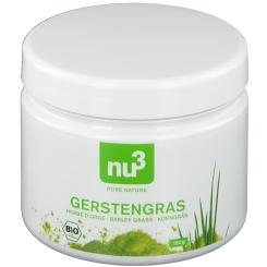 nu3 Herbe d'orge Bio