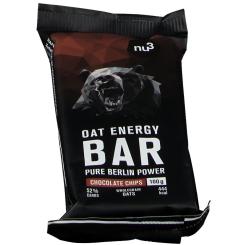 nu3 Oat Energy Barre Pépites de chocolat