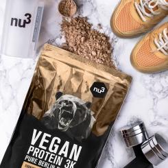 nu3 Protéines Vegan 3K Cookies-cream