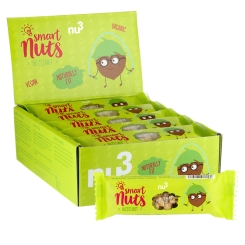 nu3 Smart Nuts Noisette Bio