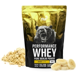 nu3 Whey Performance Banane