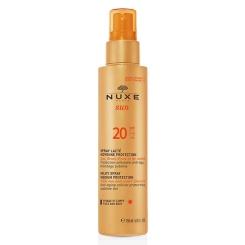 Nuxe Sun Spray lacté visage et corps SPF 20