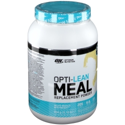 Optimum Nutrition Opti-Lean Meal Replacement, Vanille