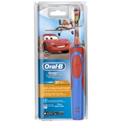 oral b oral b stages power brosse dents lectrique pour enfant avec cars planes de disney. Black Bedroom Furniture Sets. Home Design Ideas