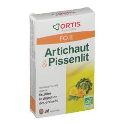 Ortis Artichaut Pissenlit Bio