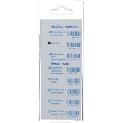 Pharmex® Ciseaux lister 14 cm