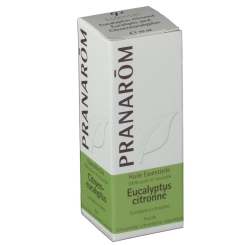 Pranarom huile essentielle Eucalyptus citronné (Eucalyptus citriodora)