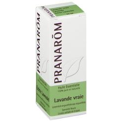 Pranarom huile essentielle lacande craie (lacandula angustifolia)