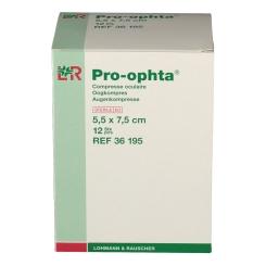 Pro-ophta® Pansement oculaire 5,5 x 7,5 cm