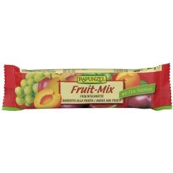 RAPUNZEL Rapunzel Barre énergétique Fruit-Mix Bio