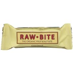 RAW BITE Bio Barres Noix de coco
