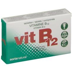 Soria Natural Vitamine B12