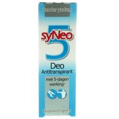 Syneo 5 Antitranspirant Deodorant