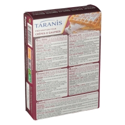 Taranis Préparation crêpes et gaufres