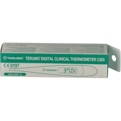 Terumo Digitale Thermometer Oksel 1 stuk