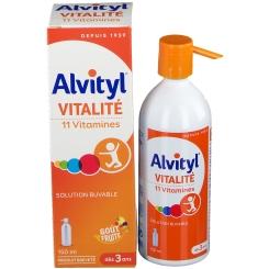 Urgo Alvityl® Vitalité solution buvable multivitaminée