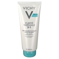 Vichy Pureté Thermale démaquillant intégral 3 en 1